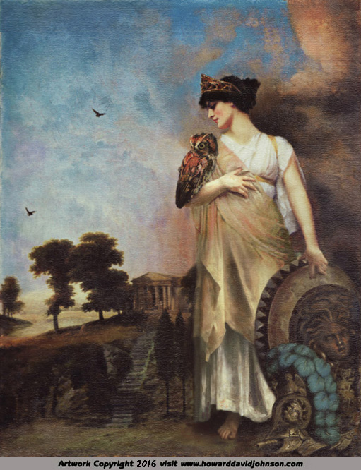 Greek Myths Legends Paintings Of Classical Mythology And