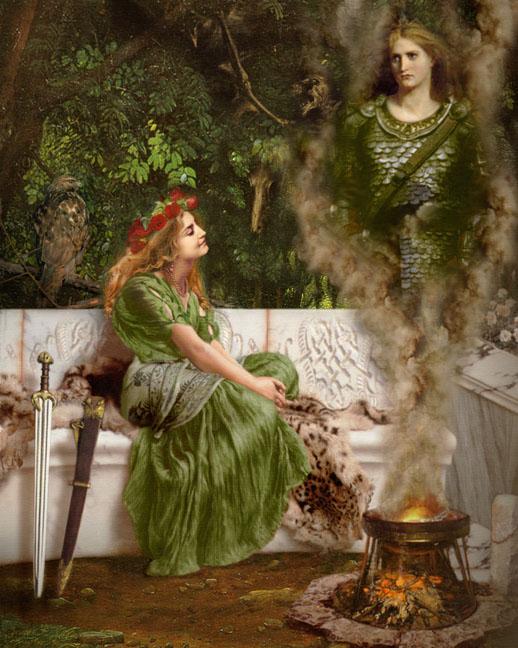 Celtic Art: Celtic Mythology