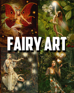 Fairy Art Prints