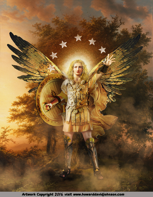 The 7 Archangels and Their Meanings  Archangel Michael
