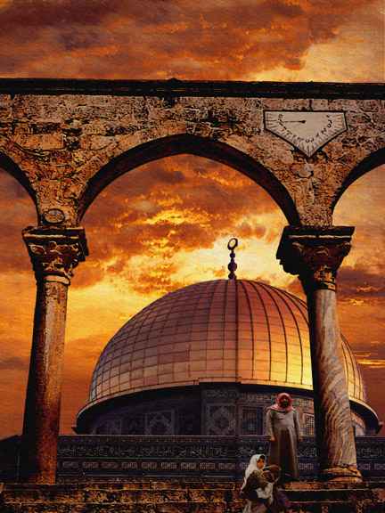 dome rock islam