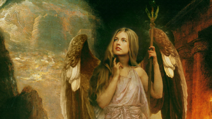 Contemporary Christian Art Paintings Pictures Biblical Art Introduction By Howard David Johnson