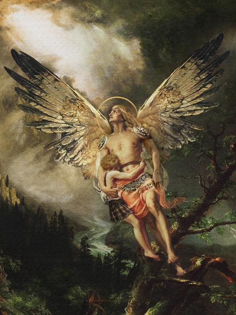 Angels, servants of GOD Almighty! on Pinterest | Archangel ...