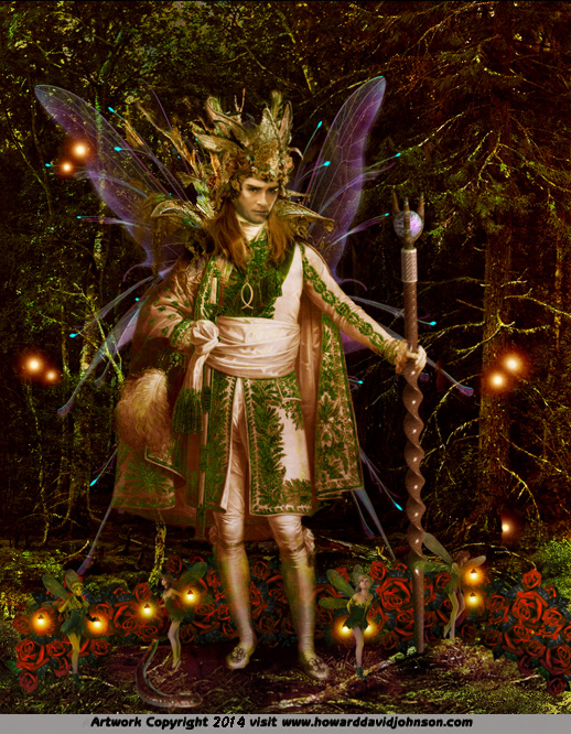 Fariy king male Fairies pixi