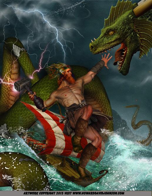 mythology midterm
