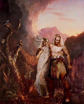 _Siegfried and Brunhilde.jpg (66910 bytes)